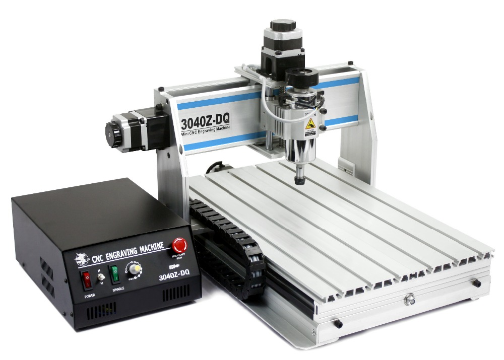 EU ship/free VAT 3 axis 3040 300W USB MACH3 CNC ROUTER ENGRAVER/ENGRAVING DRILLING AND MILLING MACHINE free tax desktop cnc wood router 3040 engraving drilling and milling machine