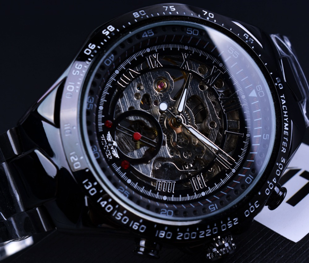 buy winner men watches top brand luxury automatic mechanical watch men sport. Black Bedroom Furniture Sets. Home Design Ideas