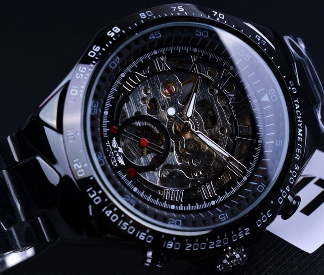 Extrêmement Winner Men Watches Top Brand Luxury Automatic Mechanical Watch Men  WT23
