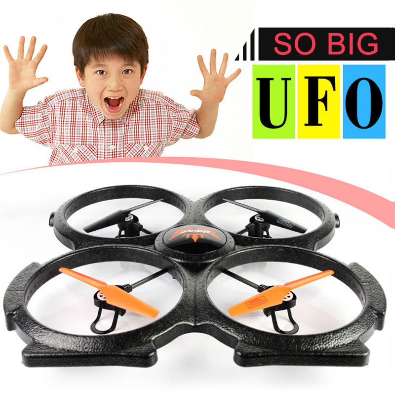 BIG drone RC quadcopter remote control 3D Roll 6 Axis 4CH 2.4GHz RC Helicopter with HD camera LED light VS V262 V666 ship by EMS купить