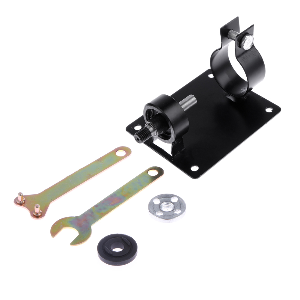 Electric Drill Cutting Seat Stand 5pcs/set Electric Seat Conversion Tool Accessories Cutting Holder For Grinding Machine Bracket