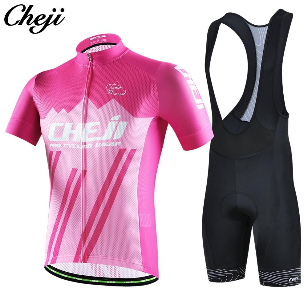 таможня cheji номер пунк 2017 Велоспорт носить нагрудник шорты дешевые футболки быстрый сухой велосипед Джерси дышащий Велоспорт одежда наборы