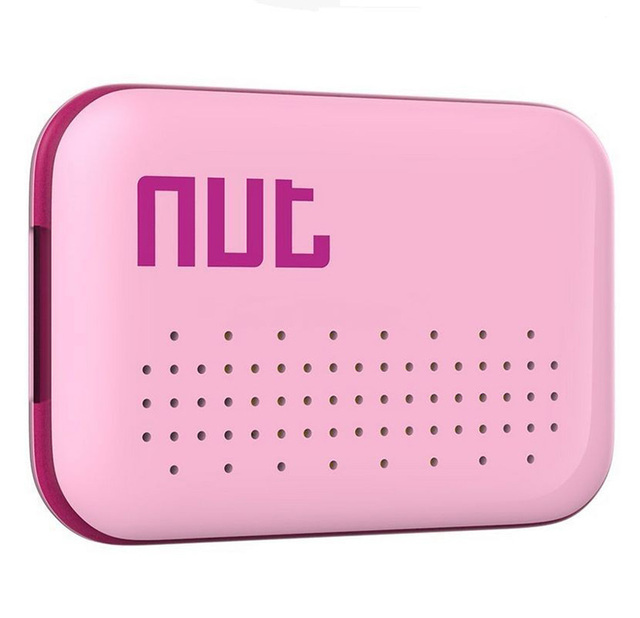 Nut 3 Intelligent Bluetooth Smart Finder Wireless Locator Tracker Alarm Anti Lost Wallet Camera Key Phone Etc. Update form Nut 2