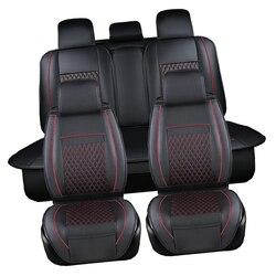 Leder Auto sitzbezüge set Für Chevrolet CRUZE SEGEL LIEBE AVEO EPICA CAPTIVA Cobalt Malibu AVEO LACETTI Auto Zubehör styling
