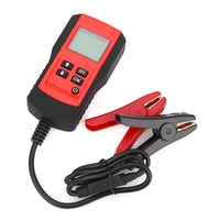 Free Shipping AE300 12V Vehicle Car Digital Battery Test Analyzer Diagnostic Tool Red And Yellow Is