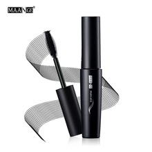 Professional 1pcs Cosmetic Mascara Waterproof Volume Curling Lashes Black Tick Eyelash Extension Length Eyelash Makeup Mascara