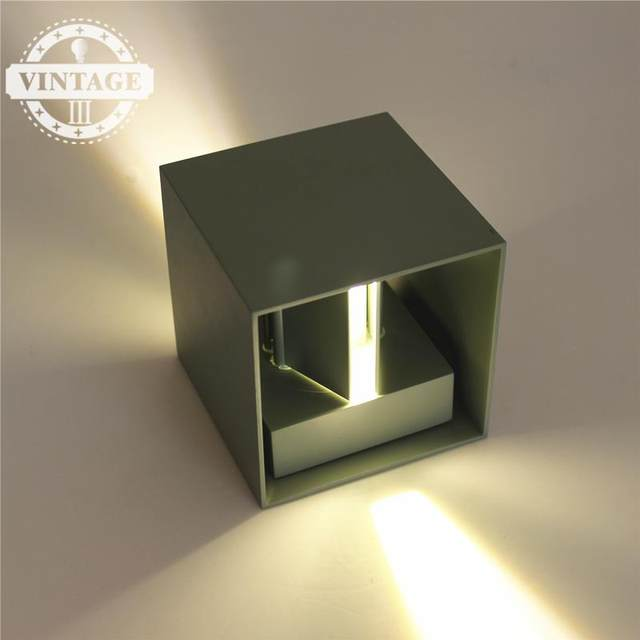 image & Online Shop Outdoor Lighting Waterproof Modern Led Wall Lamp ...