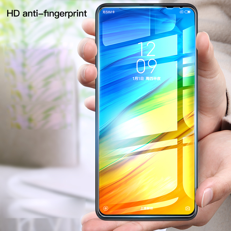 HD Transparent <font><b>Screen</b></font> <font><b>Protector</b></font> Tempered Glass For <font><b>Xiaomi</b></font> <font><b>Mi</b></font> <font><b>Mix</b></font> Max <font><b>2</b></font> 3 9 8 6 SE Lite Protective Film For Redmi Note 7 Pro image
