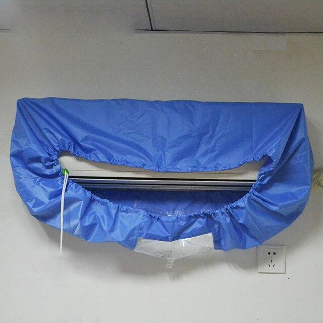 Casa Condizionatore D'aria di Pulizia Impermeabile anti polvere di Lavaggio Dell