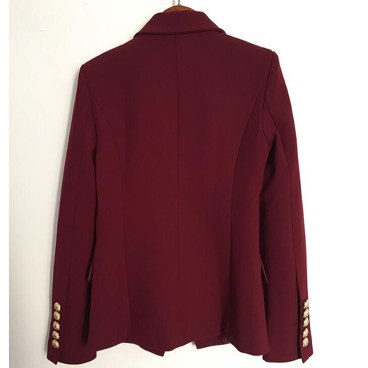 Women Blazers and Jackets Slim Fit Short Vintage Retro Business Work Wear Suit Jacket Coat Office Lady Outerwear Tops Plus Size