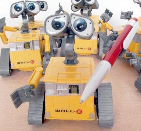 Story Hot Collezionisti New E Robot Cm WallToy 6 Giocattoli Wall pVqzMSU