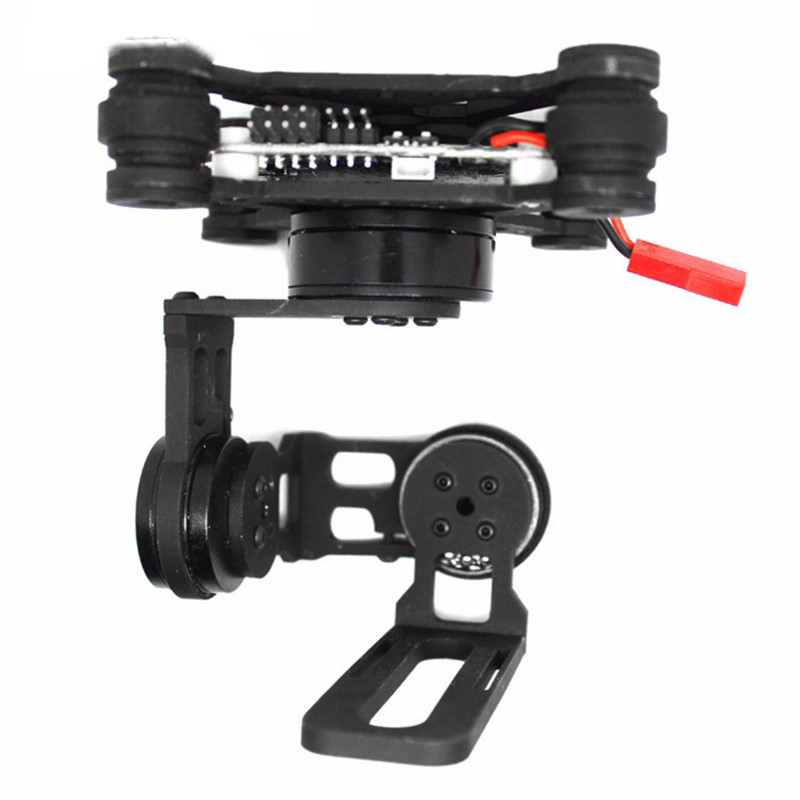 3 Axis RC Drone FPV Accessory Brushless Gimbal W/ Motors & 32 bit Storm32 Controller for Gimbal Gopro 3 / Gopro 4 professional drone parts brushless gimbal frame 2 motors controller for dji phantom fpv gopro 4 3 3 6a30 drop shipping