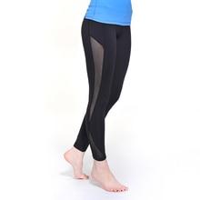 Yoga Compression Mesh Leggings