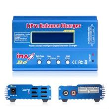 Fábrica Al Por Mayor 100% iMAX B6 Lipro NiMh Ni-cd Li-ion RC Balance de La Batería Digital Cargador Descargador