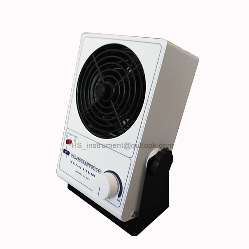 SL-001 Desktop Ionizer Air Blowers Ionizing air fans For Print electronic plastic factory 220V 110V SIMCO PC Ionizing Air Blower  цены