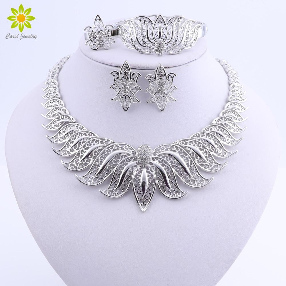 African Beads Jewelry Set...