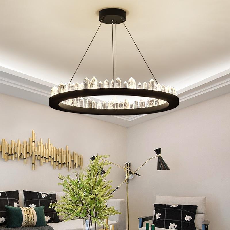 Modern led Chandelier for Kitchen Dining Room Living Room ...