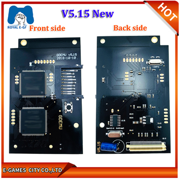 New V5.15 Optical Drive Simulation Board for DC Game Dreamcast Second Generation Built-in Free Disk replacement for GDEMU Game