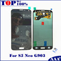 For Samsung GALAXY S5 Neo G903 G903F LCD Display With Touch Screen Digitizer Assembly 100% Tested Working Well LCD Replacement