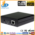 DHL Free Shipping H264 /H.264 HD HDMI Video Streaming Encocder HDMI IP Transmitter H264 RTMP For IPTV, Live Broadcast, Wowza