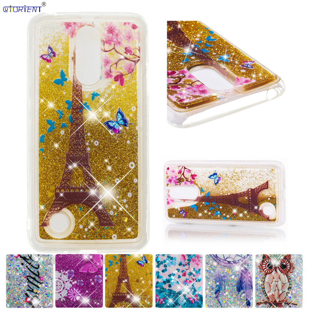 Phone Bags & Cases Sweet-Tempered For Lg K8 2017 Cute Glitter Case Lg K 8 Lgk8 K82017 Bling Dynamic Liquid Quicksand Phone Cove Lgx240 Lgx240h Soft Tpu Back Cases Half-wrapped Case
