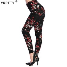 YRRETY Plus Size 2020 Print Legging Women Universe Galaxy Printing Leggins Pants Elasticity Space Tie Dye Legging High Quality