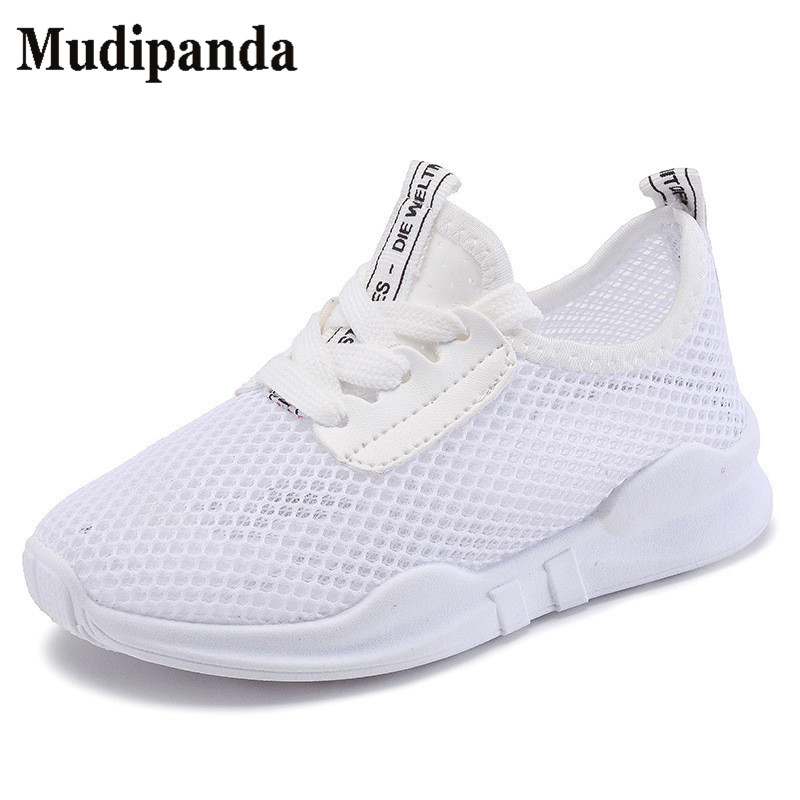 ULKNN Children Shoes Kids Girls Boys Shoes Breathable Spring 2018 New Running Sneakers School Tennis Soft Sneakers Casual Shoe