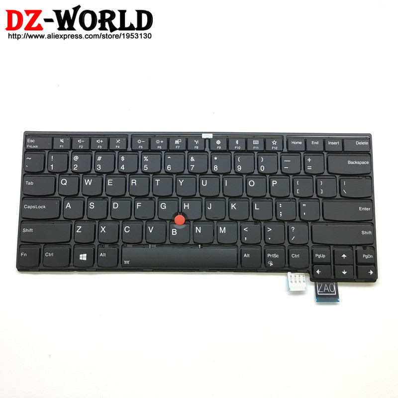все цены на New Original for Lenovo Thinkpad T470S US English Backlit Backlight Keyboard Teclado 01EN723 01EN682 SN20L82088 онлайн