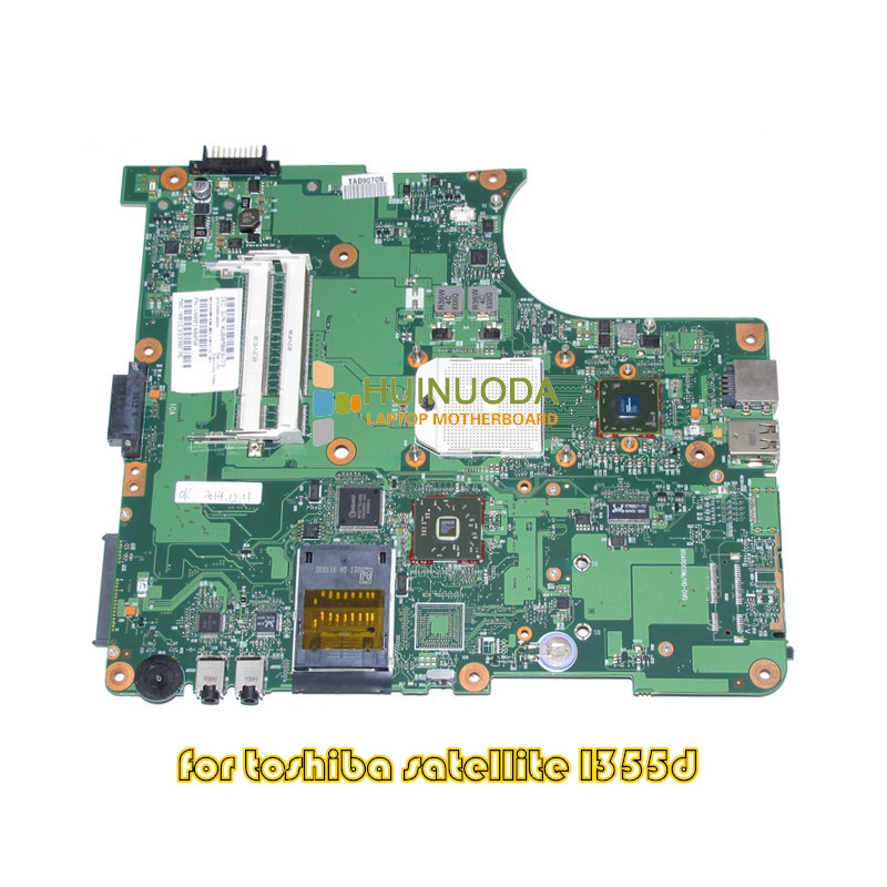 NOKOTION SPS V000148050 Mainboard For toshiba satellite L355 L355D laptop motherboard 6050A2174501-MB-A03 кеды elecom dragon a03 2014