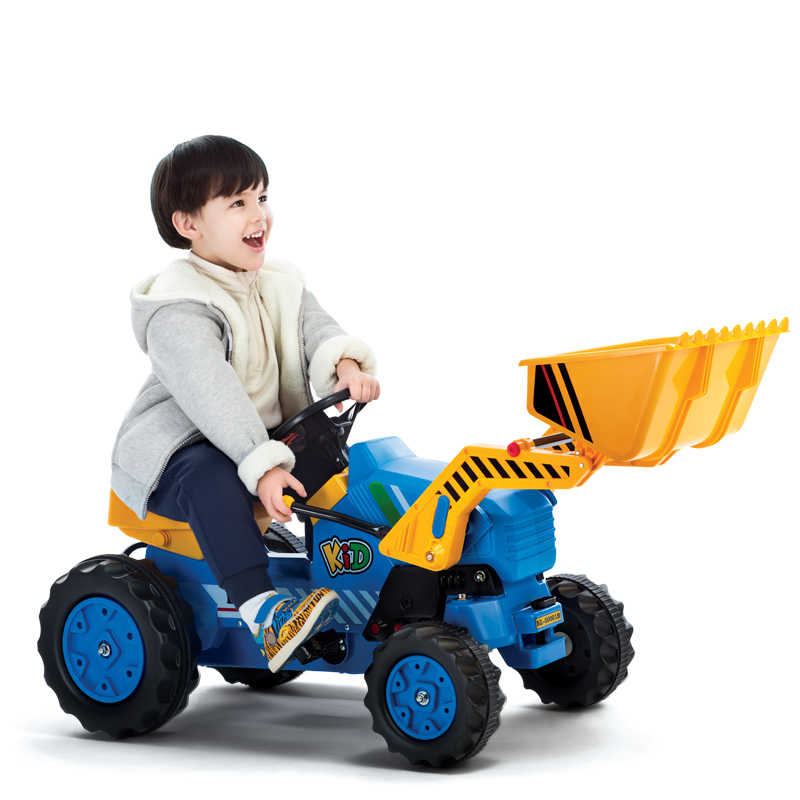 childrens pedal ride on carkids ride on carpedal car for childrenkids ride on toysforklift truck