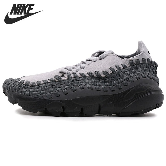 buy online 5759d 456ef ... inexpensive original new arrival 2018 nike air footscape woven womens  skateboarding shoes sneakers 93455 b1d1c
