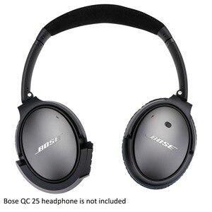 Image 2 - محول سماعة لاسلكية تعمل بالبلوتوث لسماعات Bose QC 25 QuietComfort 25 (QC25)