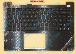 Клавиатура для ASUS X402, X402C, X402CA, F402C, F402, с верхним Чехол М для палитры, 90NB0091-R31UK0, US британский английский