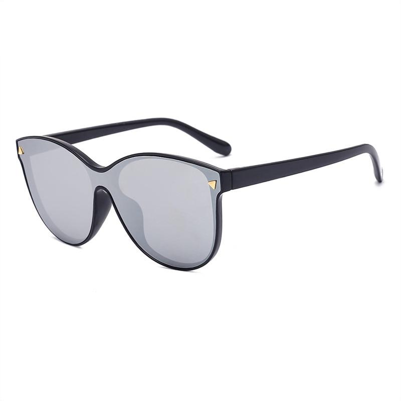 ASUOP yeni moda bayanlar güneş gözlüğü klasik retro marka - Elbise aksesuarları - Fotoğraf 3