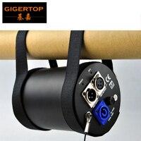 Gigertop Module DMX Splitter 6 Channels American DJ Led Par Light Hanging Install Sticker Belt / Steel Wire Safety Cable