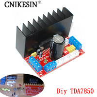Four Channel MOSFET High Fidelity TDA7850 Amplifier Board 4 Channel Car Amplifier Board 4 X 50w