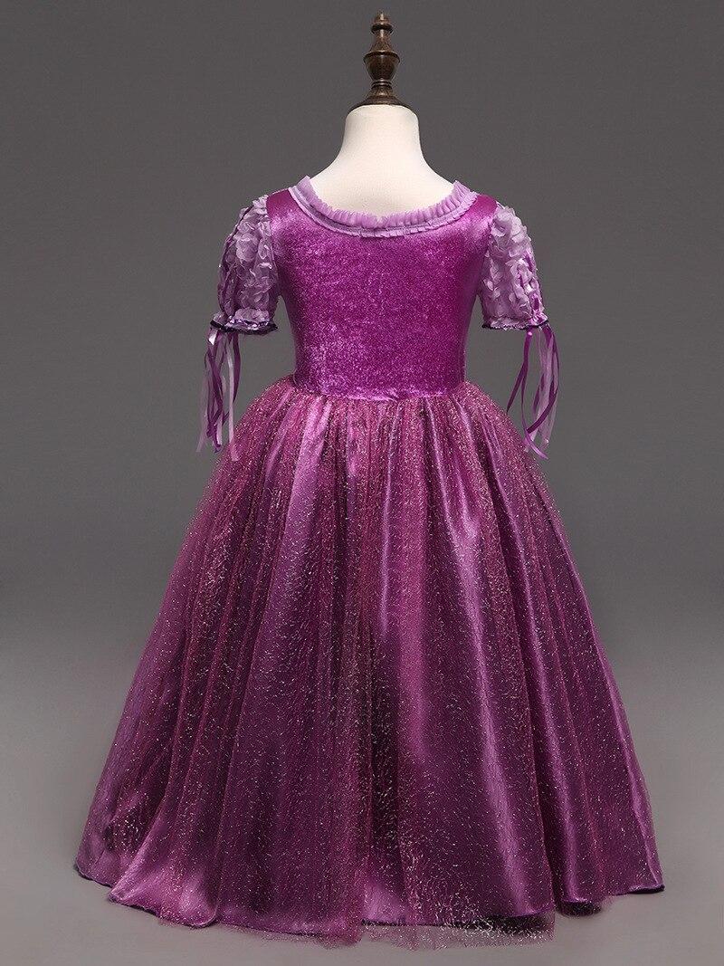 Hohe Qualität Elza & Anna Mädchen Prinzessin Kleid Party Fantasia ...