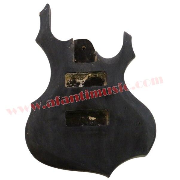 Afanti Music DIY Bass DIY Electric Bass guitar Body (ADK-176) afanti music diy guitar diy electric guitar body adk 099