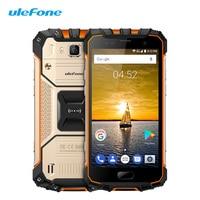 Ulefone Armor 2 4G LTE Unlock IP68 Android 7.0 Mobile Phone Helio P25 Octa Core 6G+64G Fingerprint Waterproof Shockproof Phone