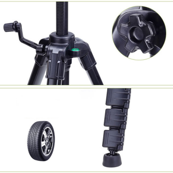 High Quality Tripod 360 Rotating 90 Degrees Vertical Shooting Anti-slip Portable For Camcorder Camera