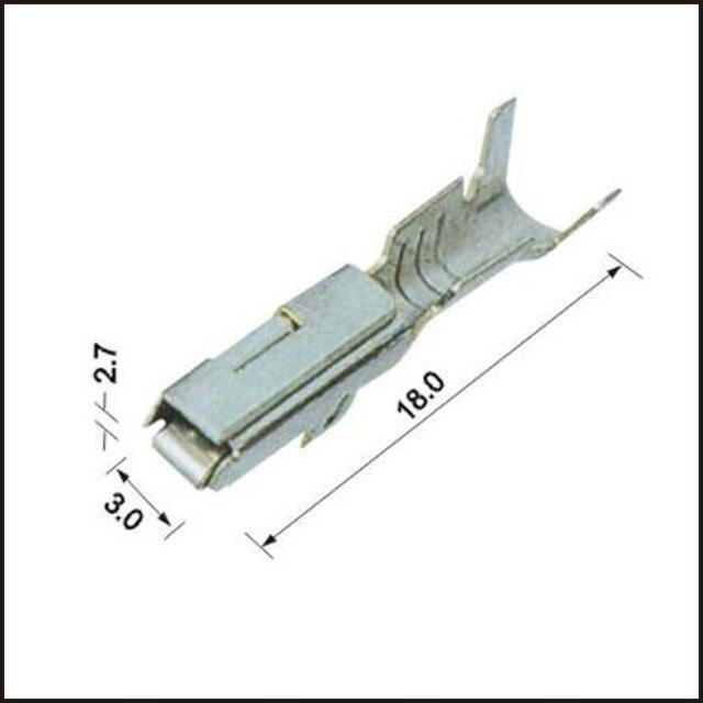 Stecker weiblich draht anschluss AMP stecker tyco terminal Stecker ...