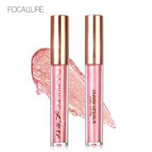 FOCALLURE 10 Colors Liquid Matte Lipstick Cosmetics Makeup Chameleon Liquid LipsticksLip Gloss Stick Make up Lips Lipgloss