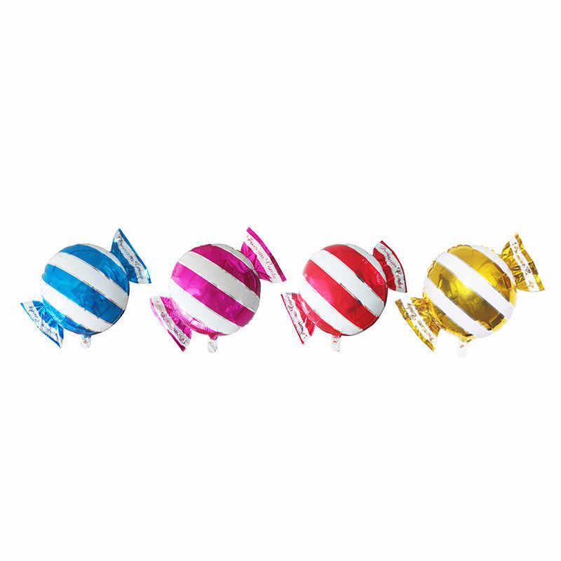 Candy ฟอยล์บอลลูนฮีเลียมบอลลูนงานแต่งงานบอลลูน Mariage Air ลูกบอลลูนวันเกิด Happy Event & PARTY Supplies
