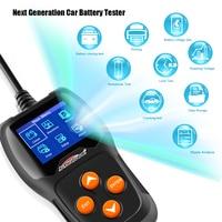 2019 NEW Car Diagnostic Professional Battery Tester Tool 12V 100 to 2000CCA 12 Volt Battery tools Quick Cranking Charging