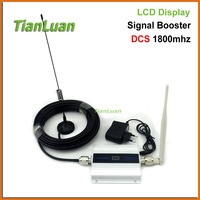 FULL SET 2G DCS 1800MHz Mobile Phone Signal Booster 4G 1800 MHz Signal Repeater Cell Phone