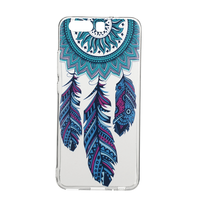 Case For Coque Huawei P10 Case Silicone Cover 5.1 Ultrathin Soft TPU Full Protective Phone Back Cover Case Etui For Huawei P10