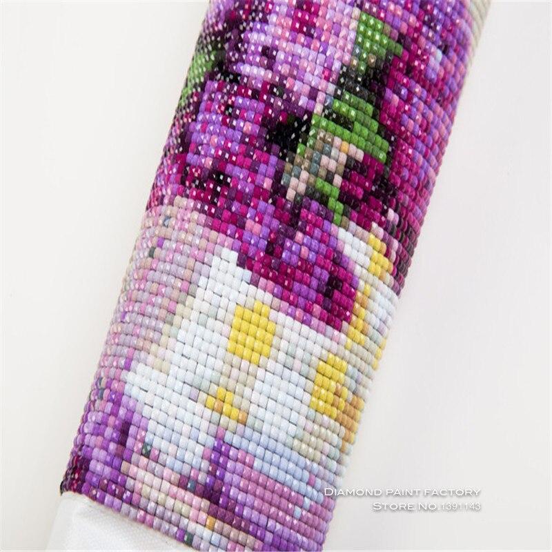 New Adornment kép Diy gyémánt festmény készletek 3d négyzet - Művészet, kézművesség és varrás - Fénykép 3
