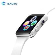 Bluetooth X6 Plus Smart Uhr X6 + Smartwatch Sport uhr für iPhone Android Kamera Phone Unterstützung Sim-karte Facebook Twitter