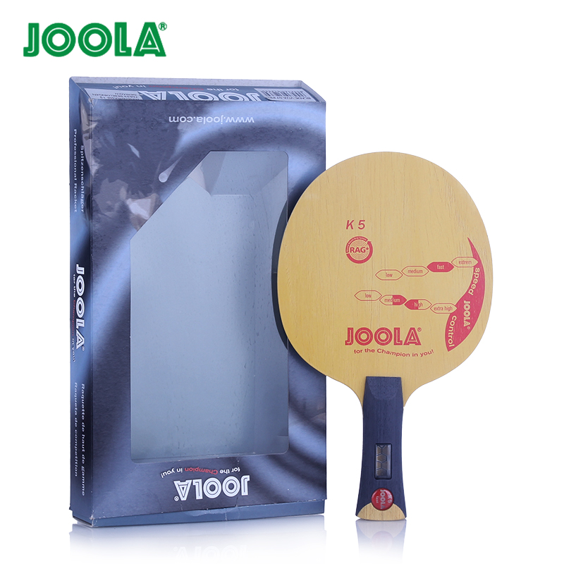 Original JOOLA K5 5 PLY WOOD Table Tennis Blades Table Tennis Rackets Racquet Sports Ping Pong Paddles Quick Attack Rackets original stiga pure table tennis rackets blade pimples in rubber colorful player stiga rackets sports ping pong rackets paddles