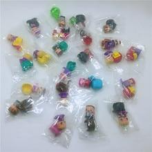 MMMQ's My Mini Mixie Q's Новые Аниме куклы Mixieq's рождественские подарки игрушки; фигурки героев mixieqs 20-200 шт./лот